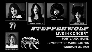 Steppenwolf 1970 - 6 live songs