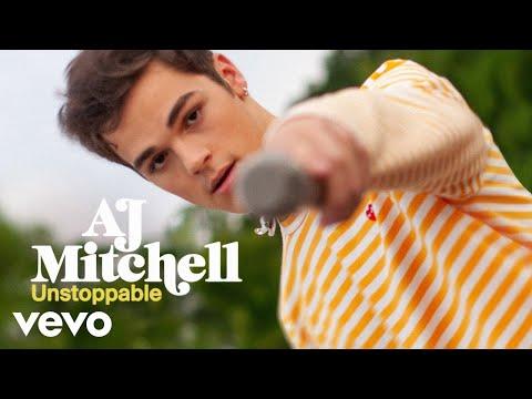 Смотреть клип Aj Mitchell - Unstoppable
