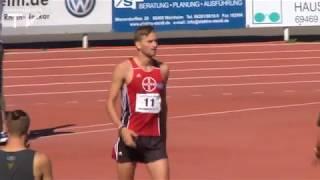 Mateusz Przybylko nimmt 2,26 Meter