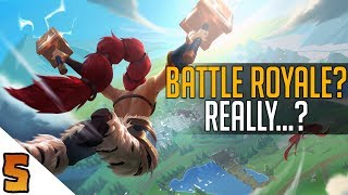 Battlerite gameplay