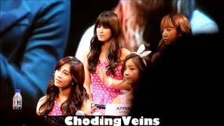 131025 Vizit Korea Apink Talk 2
