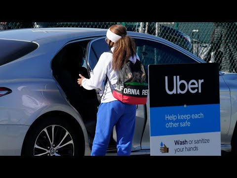 Uber offers free rides for vaccinations in the US