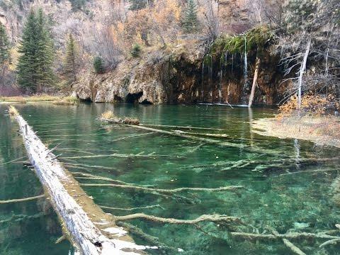 Hanging Lake Trail - Glenwood Springs Colorado