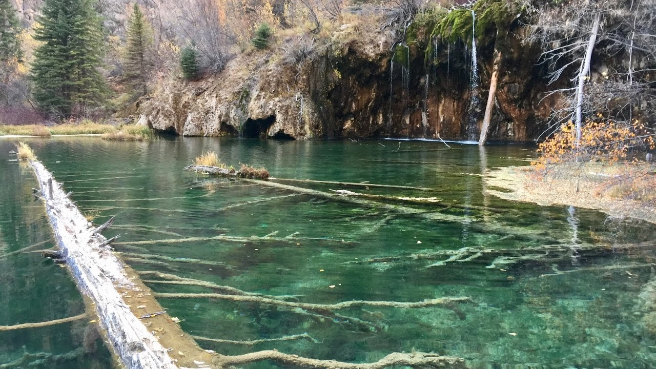 Hanging Lake Trail Glenwood Springs Colorado Youtube