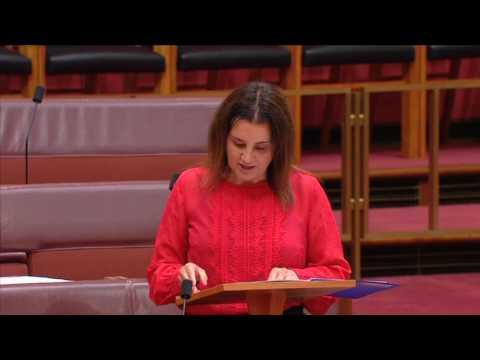 Emotional Jacqui Lambie Condemns Welfare Cuts as 'Shameful'