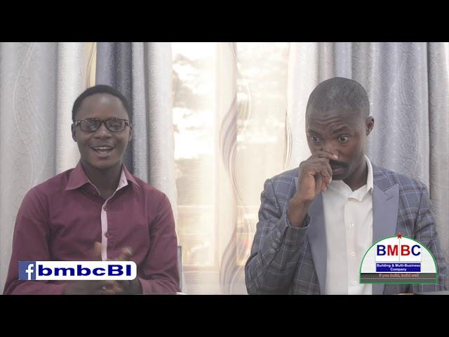 Umuyobozi wa BMBC ati : Nimba wagirwa n' aya makosa uri umuntu yishira hejuru. Woba ufise entreprise
