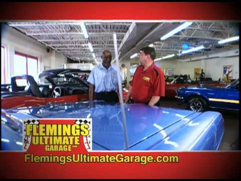 Flemings Ultimate Garage World S Largest Classic Exotic And