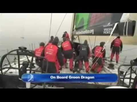 Live Qingdao In Port Race 2 | Volvo Ocean Race 2008-09