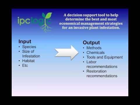 IPC Web Solutions - Web Based Tools for Invasive Species Management