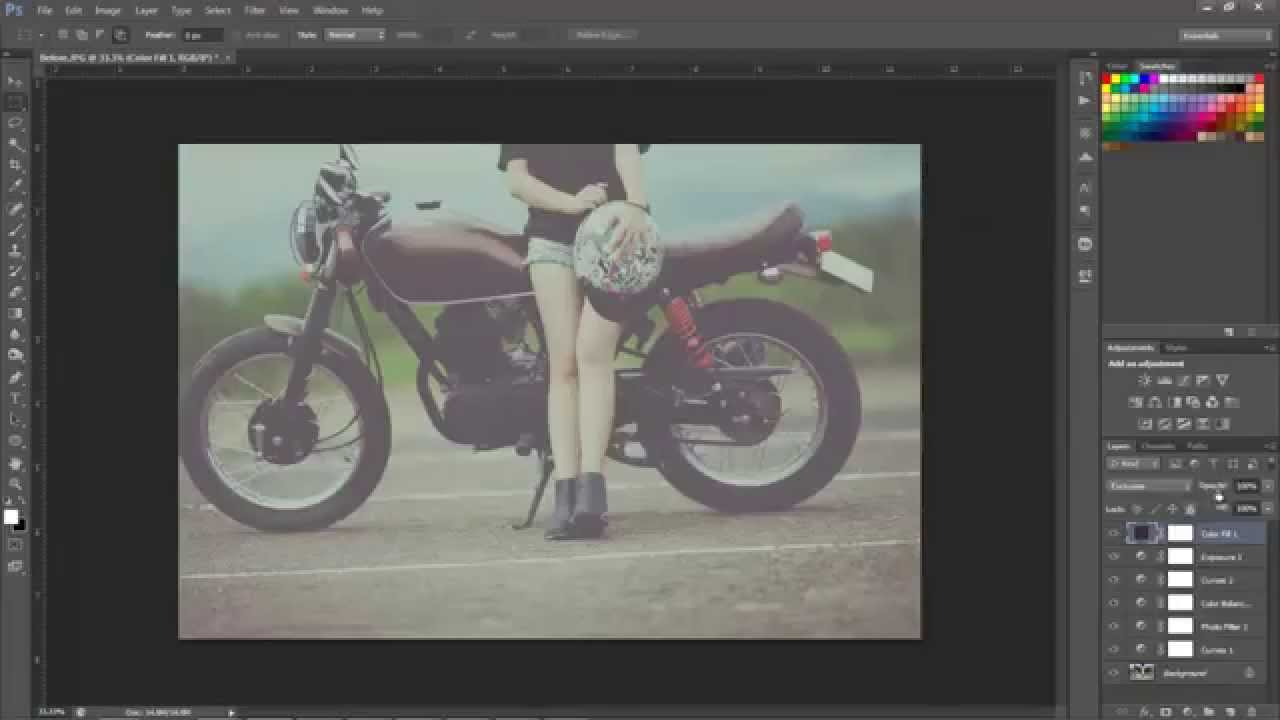 [LMT Việt Nam] Hướng dẫn Tạo Action Trong Photoshop cs6