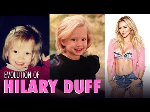 Hilary Duff: Her Life Story
