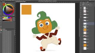 Oompa Loompa Sketch