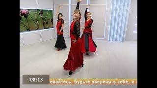 Танец огня: разучиваем основные движения фламенко