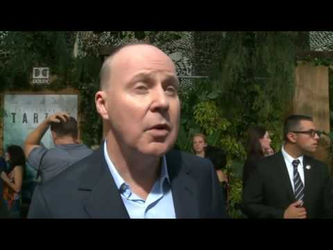 Director David Yates talks Fantastic Beasts
