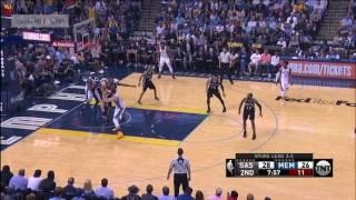 Memphis Grizzlies vs SA Spurs - 1st Half Highlights | Game 6 | April 27, 2017 | #NBAPlayoffs