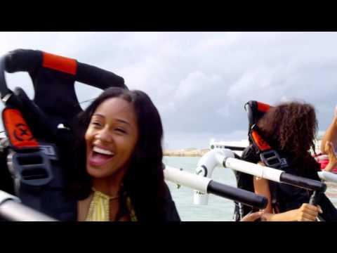 JetLink Adventures Bahamas HD  - Water Jetpack & Flyboard in the Bahamas