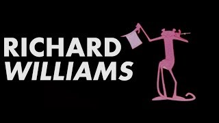 Richard Williams- Animating Movement