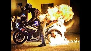 AMAZING Motorcycle Fails & Wins Compilation EVER!