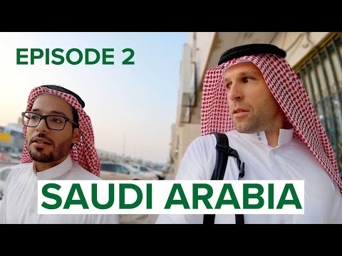 CAME BACK From USA To SAUDI ARABIA! 🇸🇦ترجمة عربية INSIDE SAUDI ARABIA #2