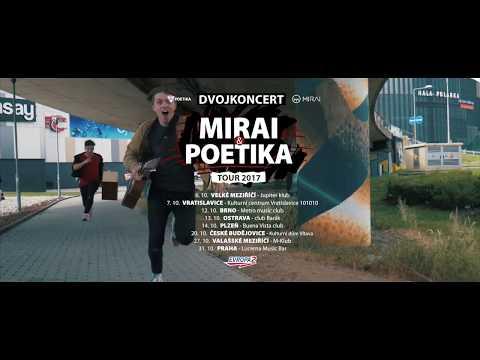 MIRAI & POETIKA tour 2017