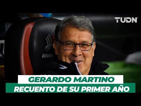 El primer año del 'Tata' al frente de la Selección Mexicana en el 2019 I TUDN
