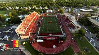 Aerial Campus Tour - Pittsburg State University