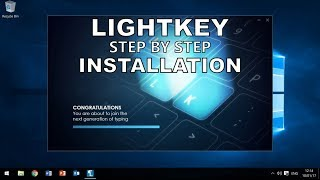 How to Install Lightkey - Text Prediction Software for Windows