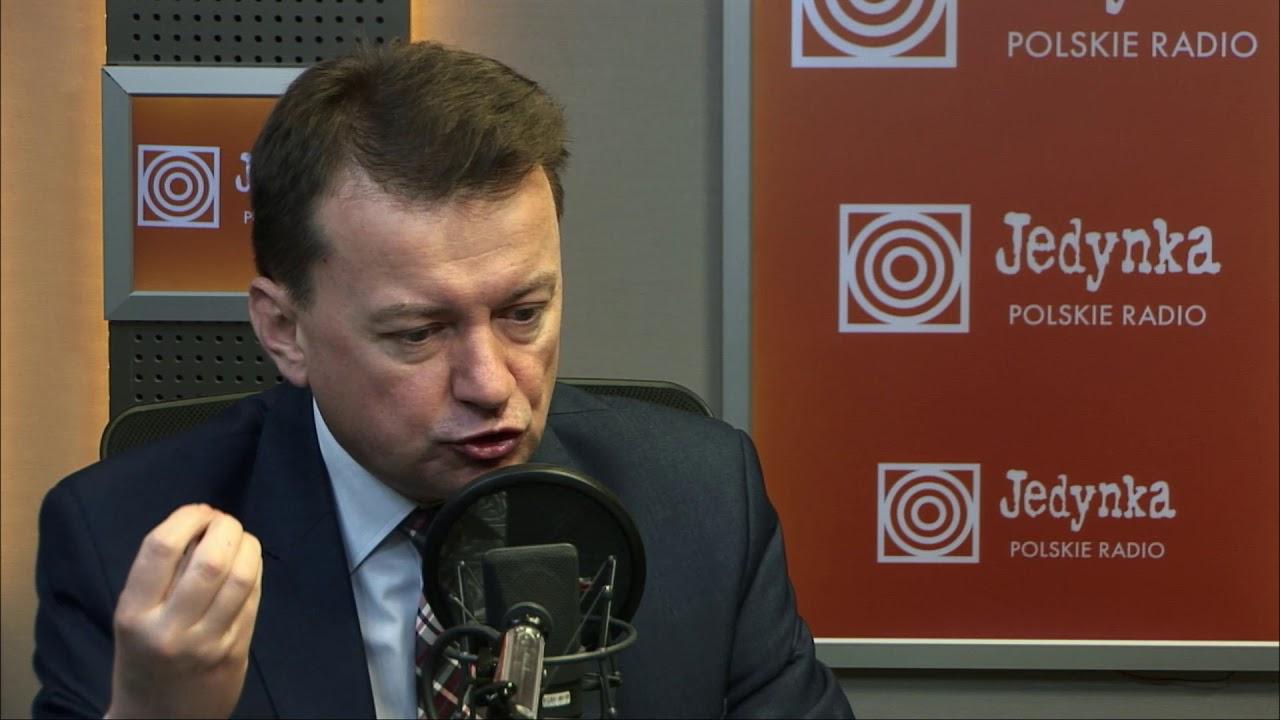 Błaszczak: chcemy uzdrowić chorą sytuację  w wymiarze sprawiedliwości w Polsce