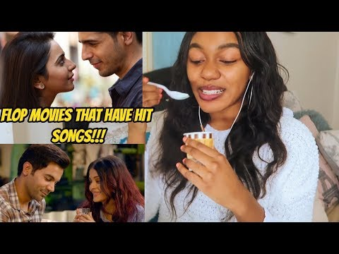 2018's Flop Bollywood Movies That Have Hit Songs (Flop Movie Hit Songs) |REACTION