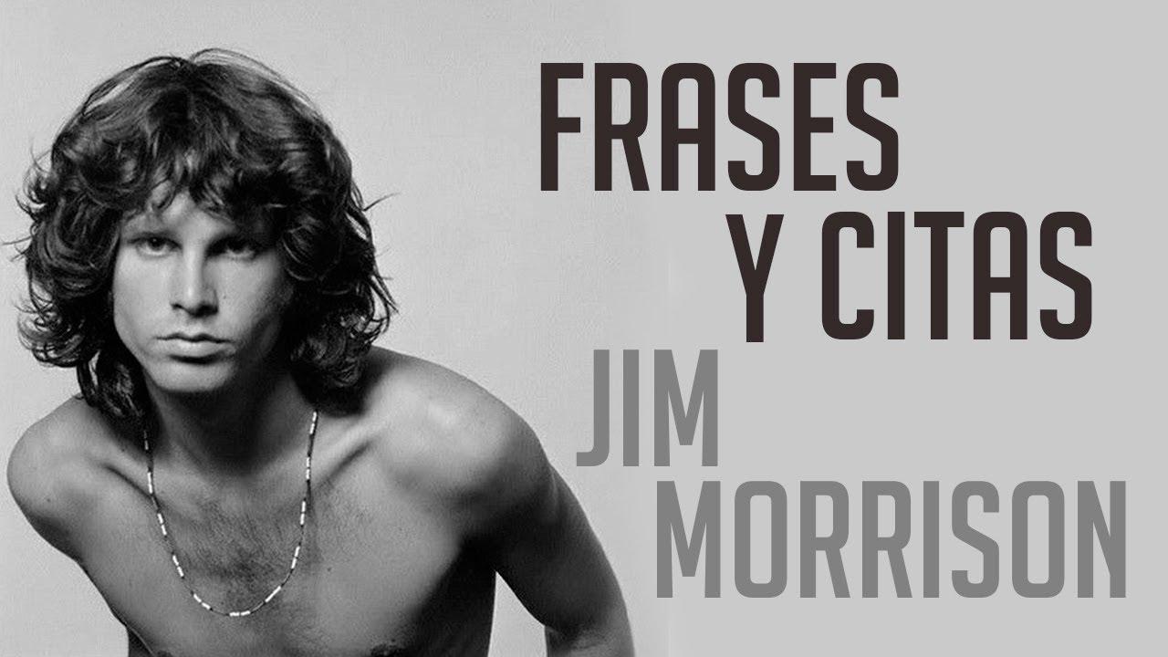 Frases Y Citas Jim Morrison