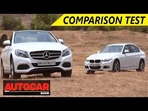 Comparison Test - BMW 320d M Sport VS Mercedes Benz C250 D Avantgarde