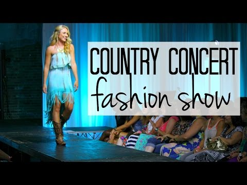 Fashion Show: Country Concert! by Filly Flair