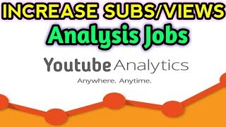 How To Get More Subscribers On Youtube For Free In Telugu  Youtube Analytics Jobs  Youtube Jobs