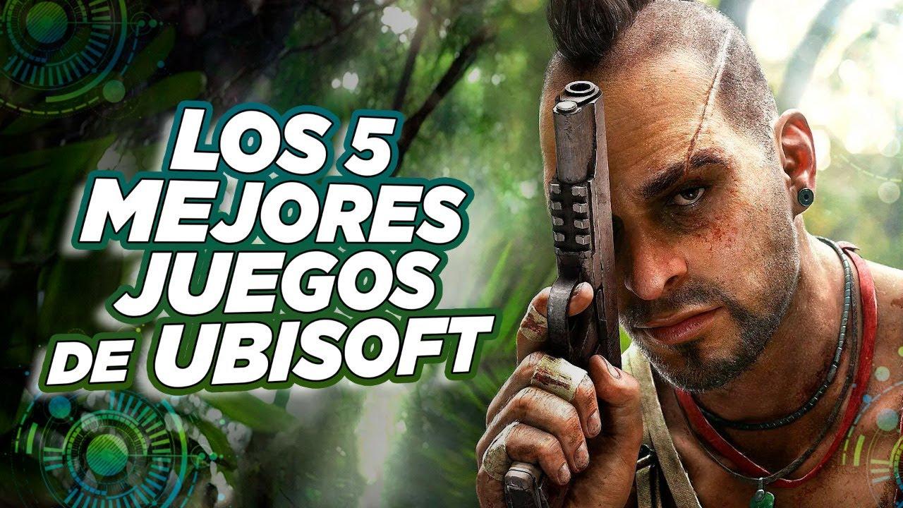 Las 5 Mejores Franquicias de Ubisoft I Fedelobo