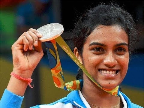 PV Sindhu Vs Carolina Marin Final Match Olympic 2016