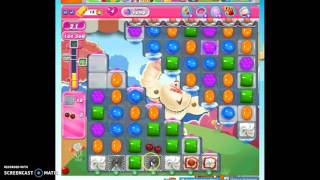 Candy Crush Level 1690 help w/audio tips, hints, tricks