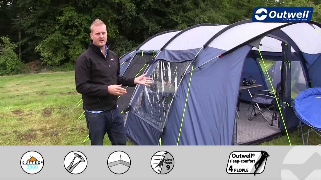Outwell Tent Whitecove 6  2014  Innovative Family