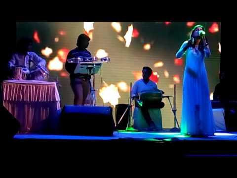 Aji haan sa mhari runak jhunak payal baji ॥ Namrata karwa LIVE IN KOLKATA ॥ Marwadi lokgeet ॥