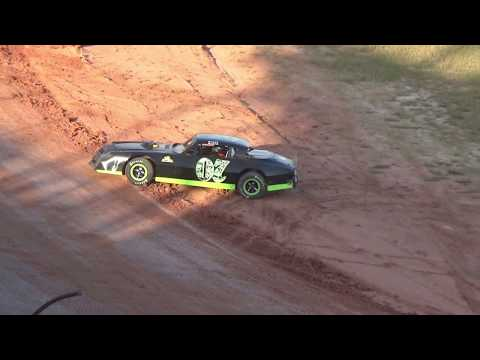 Enduro  Heat Race 10/20/18 lost a tire