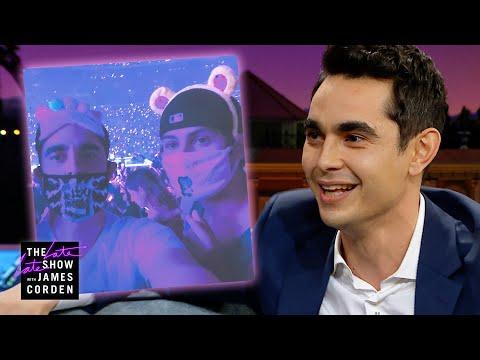 Max Minghella & Dylan O&39;Brien Are Big BTS Fans