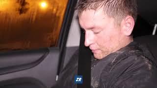 В ходе погони задержали предполагаемого виновника наезда у памятника Гагарину