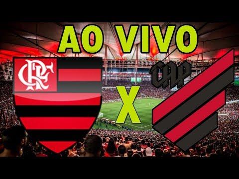 FLAMENGO X ATHLETICO-PR AO VIVO DIRETO DO MARACANÃ | COPA DO BRASIL 2019