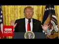 Donald Trump press conference: Highlights - BBC News