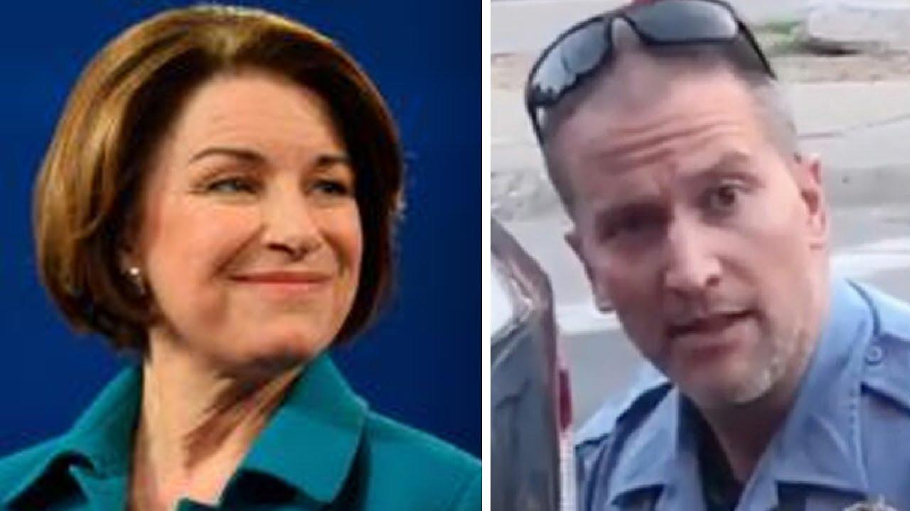 Amy Klobuchar Declined To Prosecute Cop Who Killed George Floyd