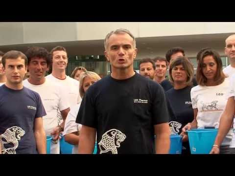 Ice Bucket Challenge - LEO Pharma Italia