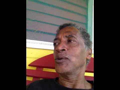 Bob Marley's Ital Island Chef Kitty in Little Bay