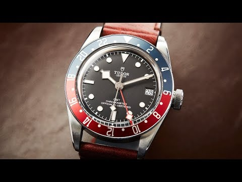 Is the Tudor Heritage Black Bay GMT the hottest watch of 2018?
