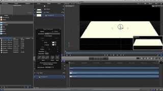 Apple Motion Tutorial | 3D Lights Explained
