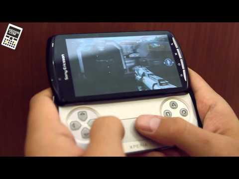Обзор Sony Ericsson Xperia Play