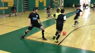 Cohen Morgan - 17/18 Winter Futsal Highlights